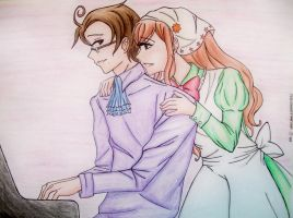 APH: A Song That Goes On... by kahochanlenkunlovers