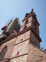 Basel's Cathedral by g8x