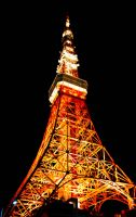 Tokyo Tower by Nature-And-Things