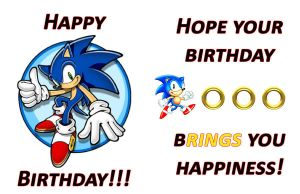 Sonic Birthday Card By Trippindippy-d3fhtkr by caprisundad