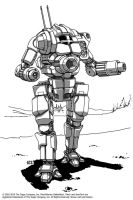 Battletech - Orion by Shimmering-Sword