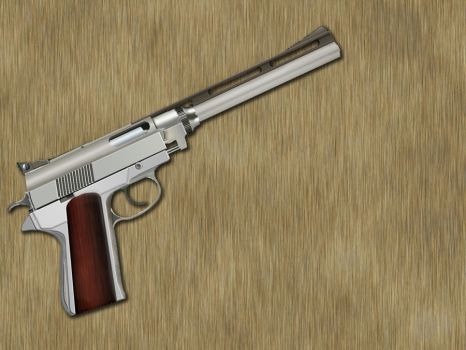 Wildey .475 Magnum by Little-Gunboy