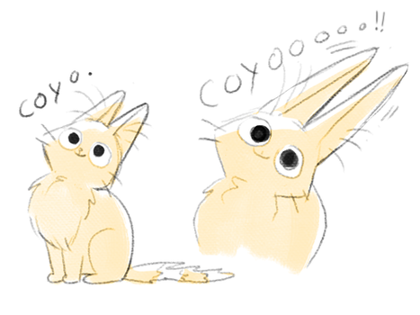 Coyo! by AnnieJang