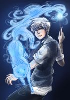 The Big Four: Jack's Patronus by ZLynn