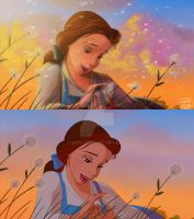 Belle by D3iv