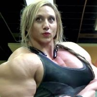 Shannon Courtney muscled by bri159