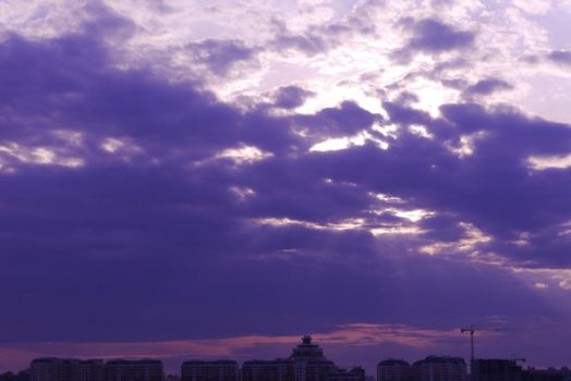 Dramatic clouds2 by kakbybe