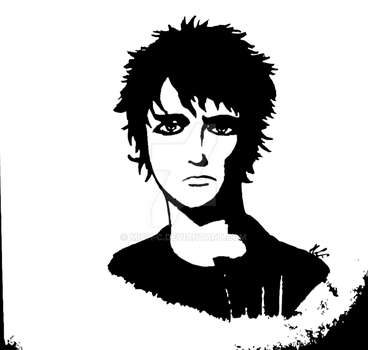 BillieJoe Armstrong (digitally inked) by Mich-C