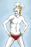 Alternate Look-Kefka by Pandalee