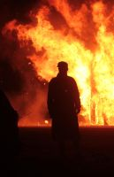 Burning Man: In the Face of the Flames by NaturePunk