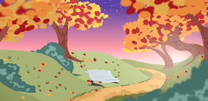 BG-Fall Scene by EROCKERTORRES