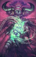 Witchdoctor by MitchGrave
