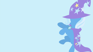 Trixie Wallpaper by miketueur