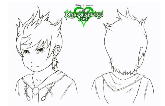 Child Xehanort Character Design by Mobis-New-Nest