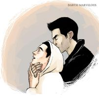 And now ... Sterek! by DarthMarvelous