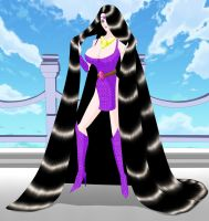 Super-Longhaired Sorceress by Naggam