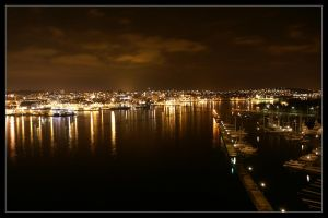 Stavanger by night by mo2g