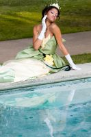 Tiana by the Water by xAleux