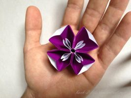 touch of violet by Back-2-Life