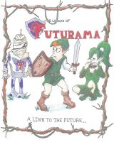 The Legend of Futurama by ennui-robot
