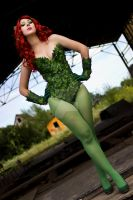 The Poison Ivy II by blue-potions