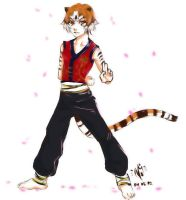 Human Tigress by Sonya-Sensei on DeviantArt