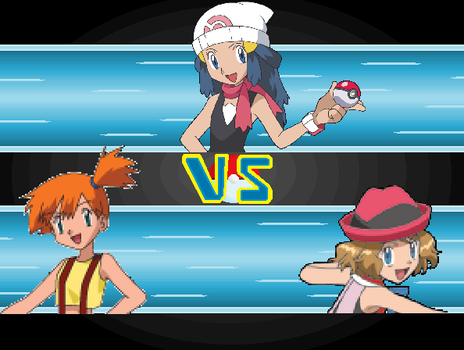 PokeShipping Vs. PearlShipping Vs. ArmourShipping by TVnGames