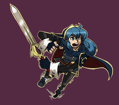 Lucina by Damian2841