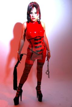 Crawl for your Mistress! 1 by mariannelatex
