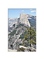 Half Dome view by sdawg