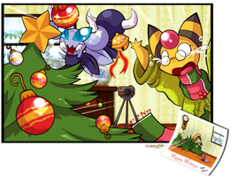 PKMNC - Wonderful Decorations