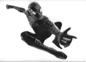 Spiderman by PearlT