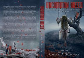 Uncommon Breed - Book cover and layout by LuneBleu
