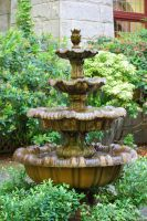 Fountain Stock by chamberstock