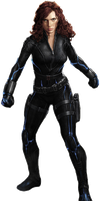 Black Widow by cptcommunist