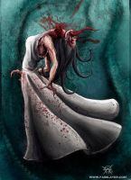 Bloody Ghost by FASSLAYER