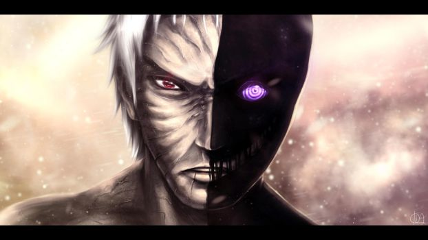 665 - Obito - I am not you! + SPEED PAINTING by iDaisan