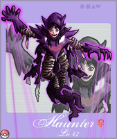 Pokedex Haunter by ember-reed