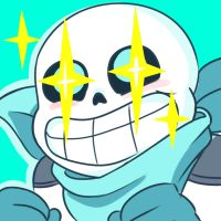 Underswap sans by Ketchupberry