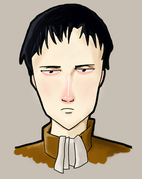 poor levi by CountingSheep07
