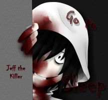 Jeff the Killer by M-ar