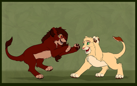 Other Oc Etc On Lion King Pride: For The Love Of Zira And Scar