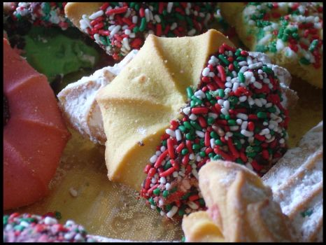 Christmas Cookies 2 by Child-of-God