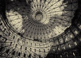 Gasometer by Dapicture